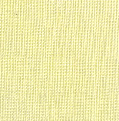 "embroidery linen 12 wires ""yellow pale """