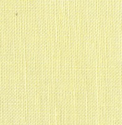 "lin à broder 12 fils "" jaune pale ""  ref 13"