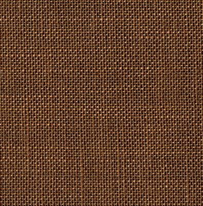 """embroidery linen 12 wires""""chocolate"""""""