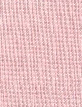 "embroidery linen 12 wires "" pink pale"""