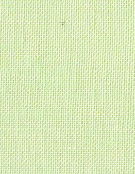 """embroidery linen 12 wires"""" green pastel """""""