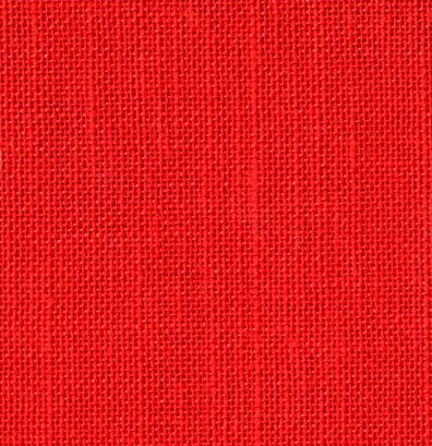 "borduurlinnen 12 draden "" rood"""