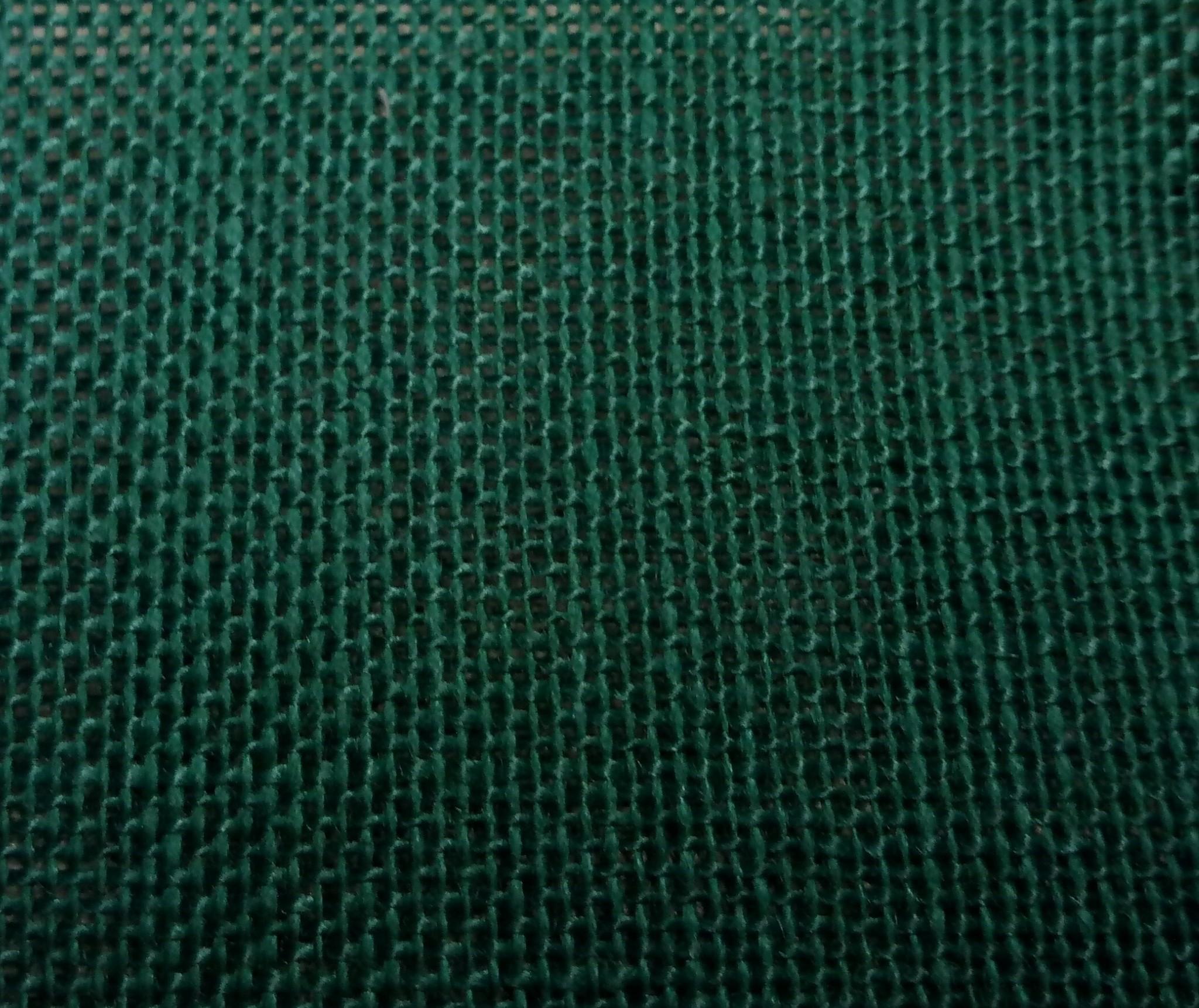 "borduurlinnen 12 draden"" vert sapin """