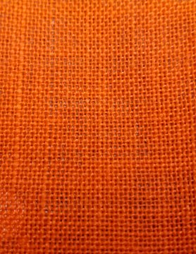 "embroidery linen 12 threads""orange """