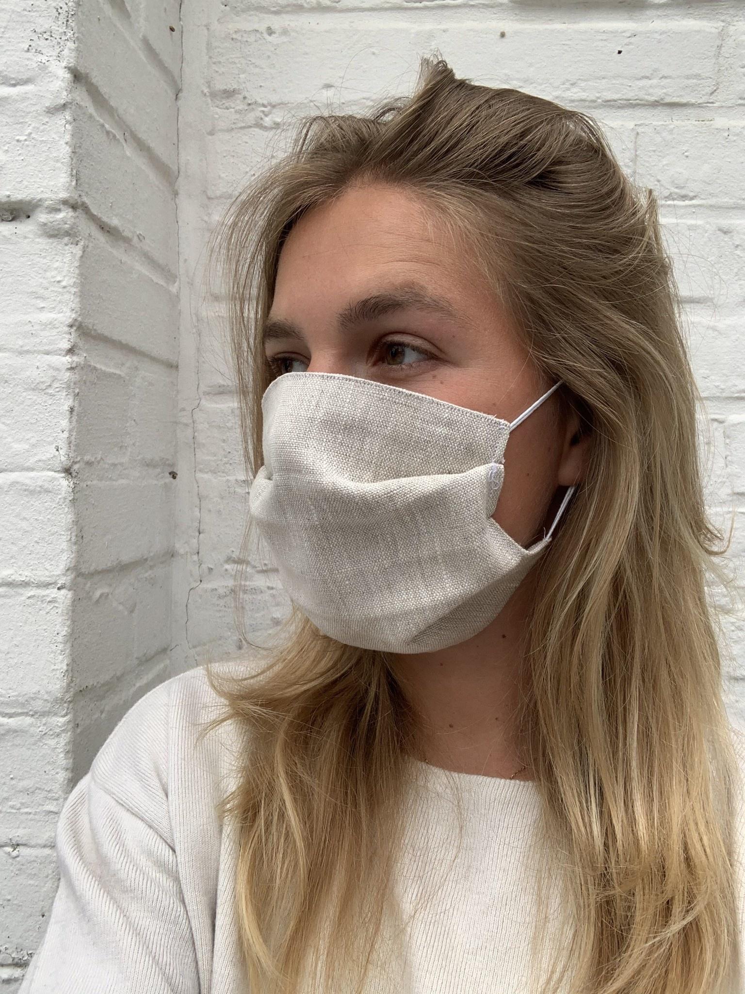 Natuurlijk masker