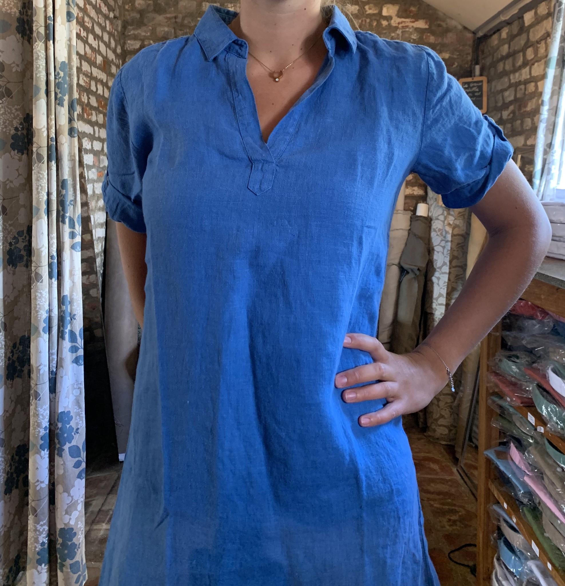 Le grenier du lin Lia Caribbean Dress