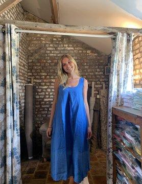 Le grenier du lin Indira Caribbean Dress