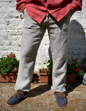 Le grenier du lin Pantalon roche