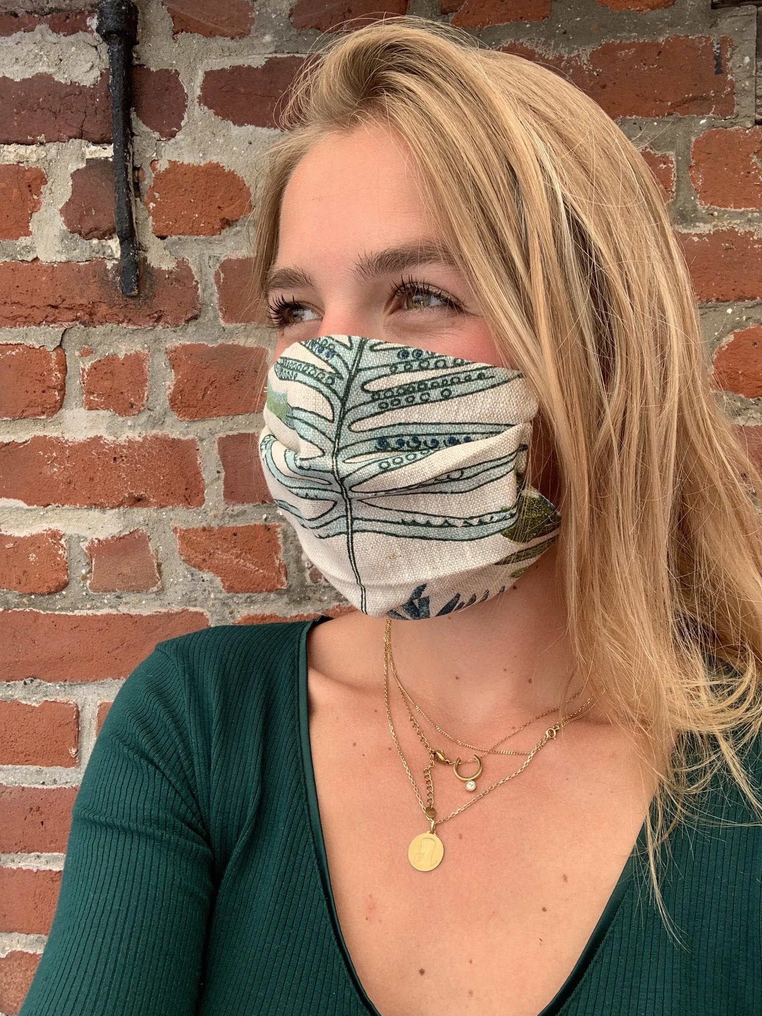 Masque brocéliande