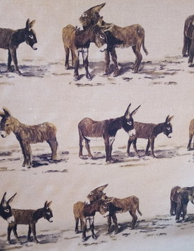 """Donkey"""" fabric"""