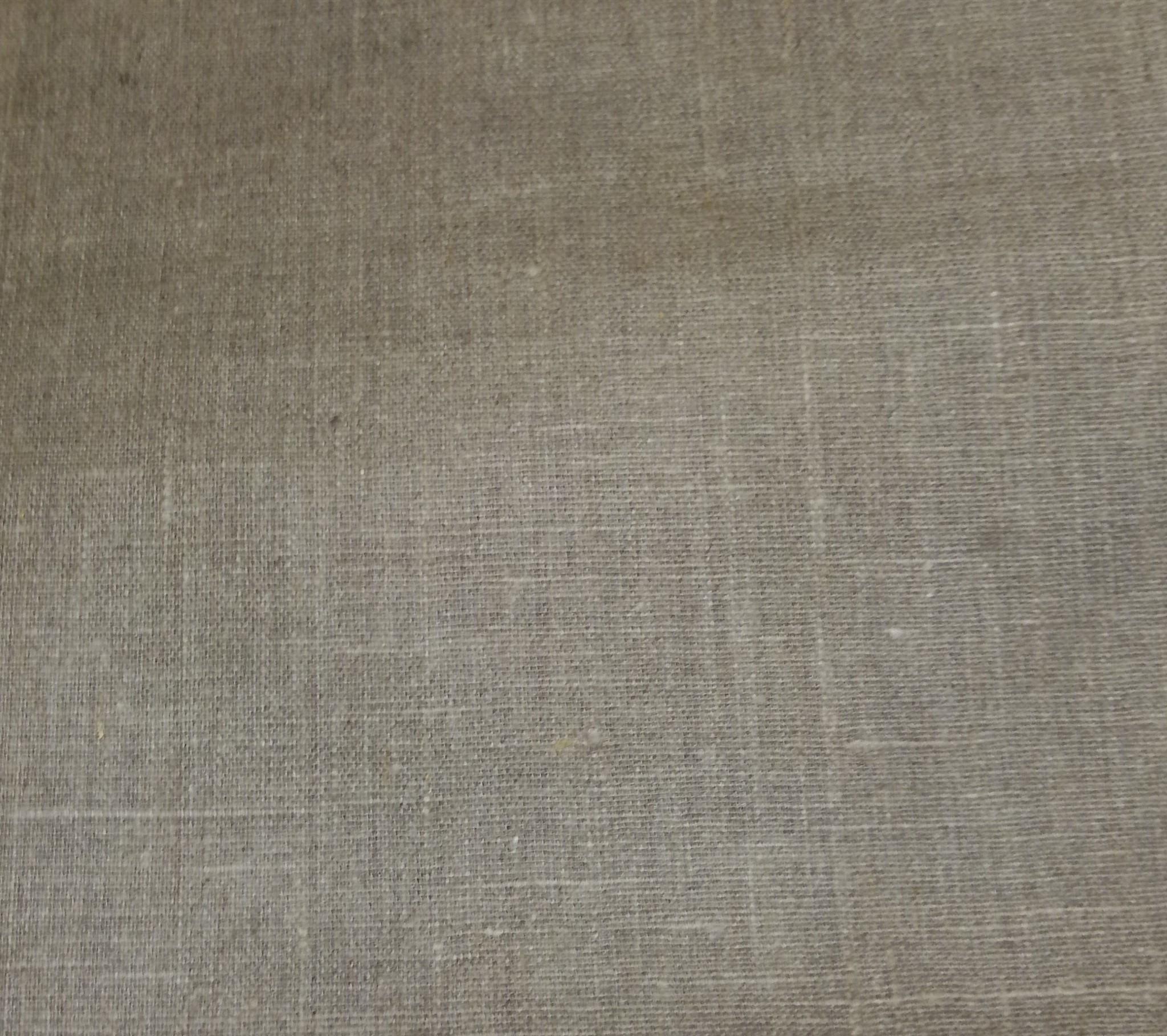 natural coated linen