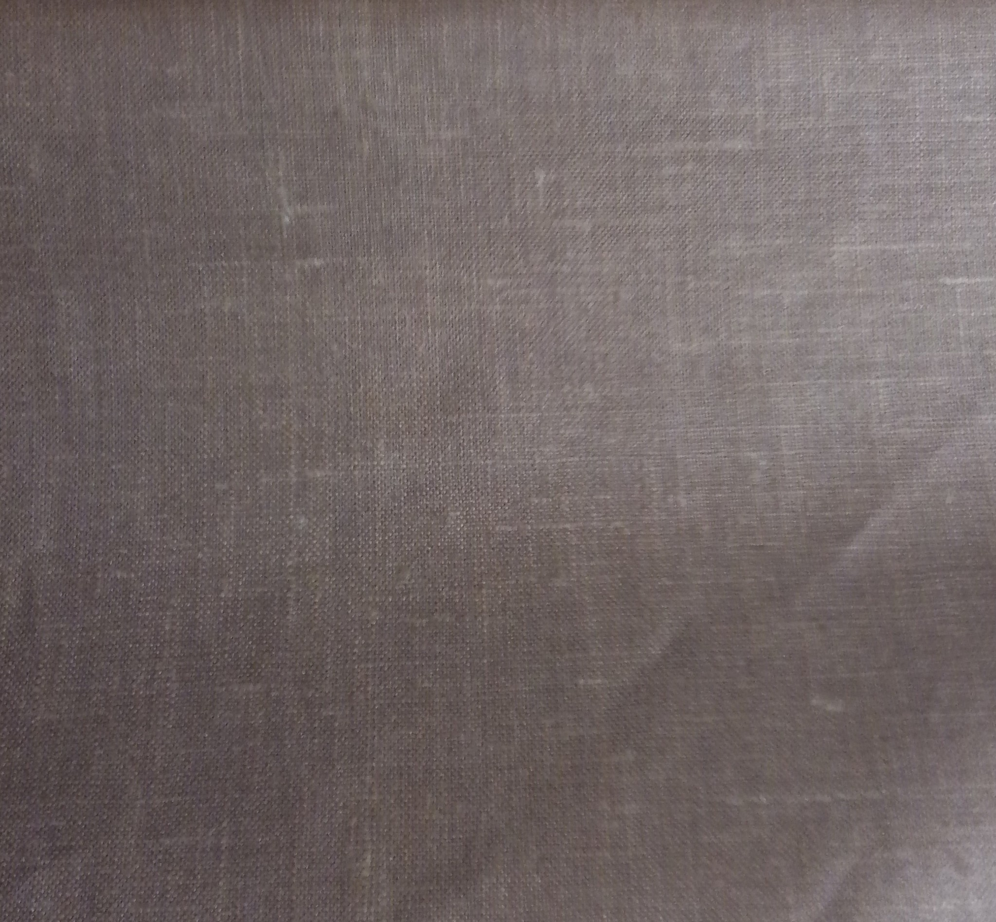 brown sugar coated linen