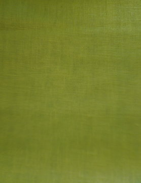 Le grenier du lin aniseed green  coated linen