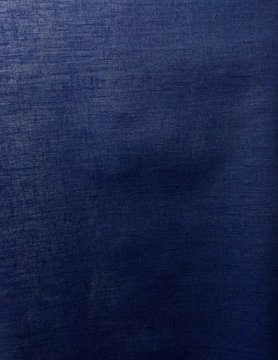 "coated linen "" navy blue"""