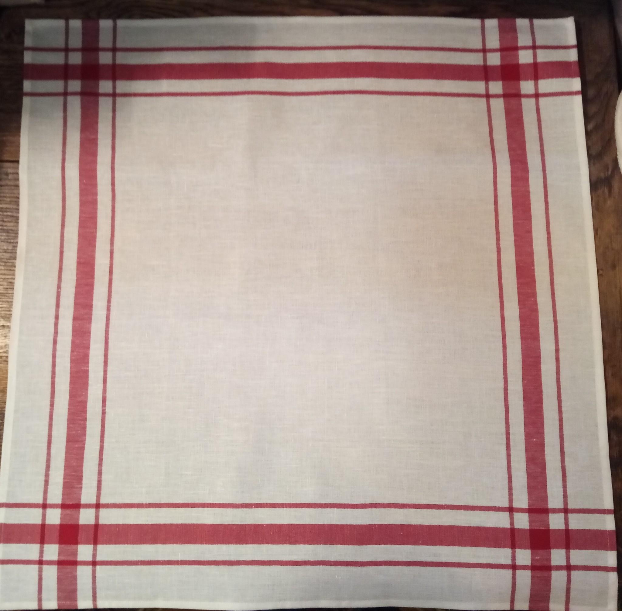 Classic linen towel
