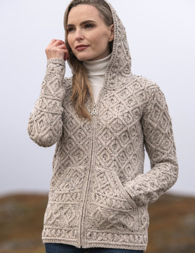 Skellig cardigan HD5001