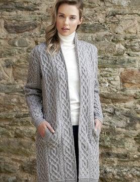 Long waistcoat clare X4901
