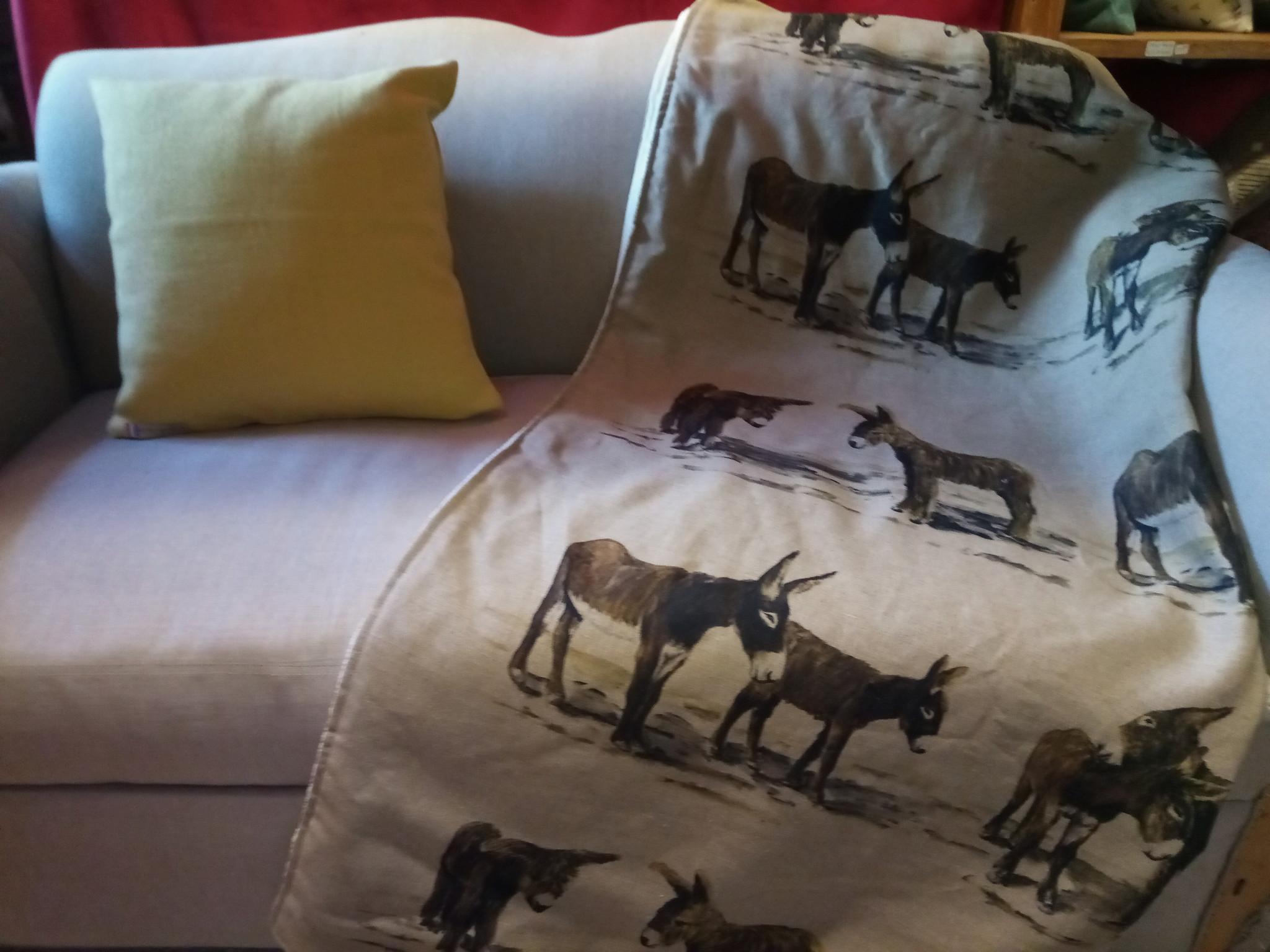 Le grenier du lin ezelskop