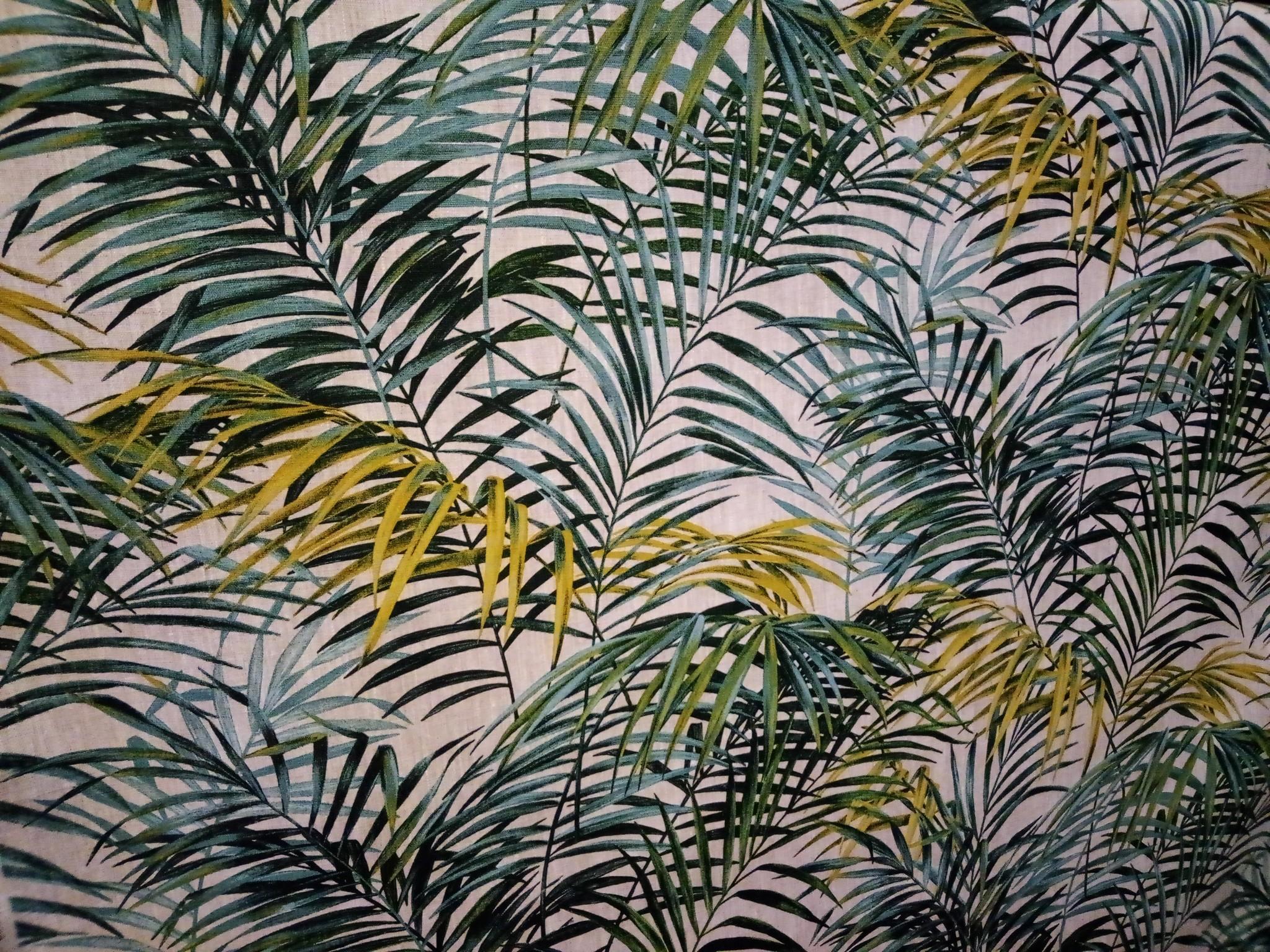 """Palm"""" fabric"""