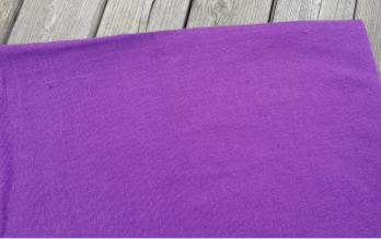 """Gewassen linnen stof """" Violet """""""