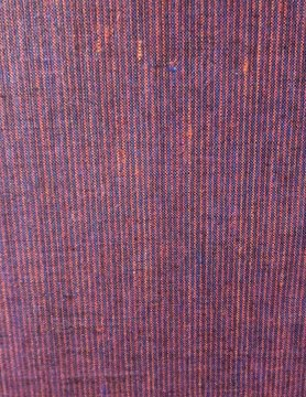 "Striped ""red and blue"" fabric"
