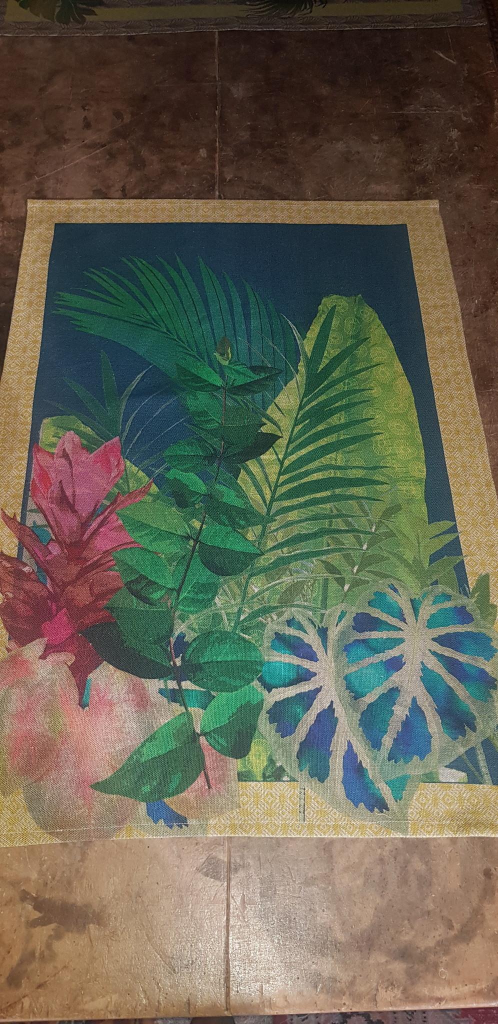 "Torchon "" tropical """