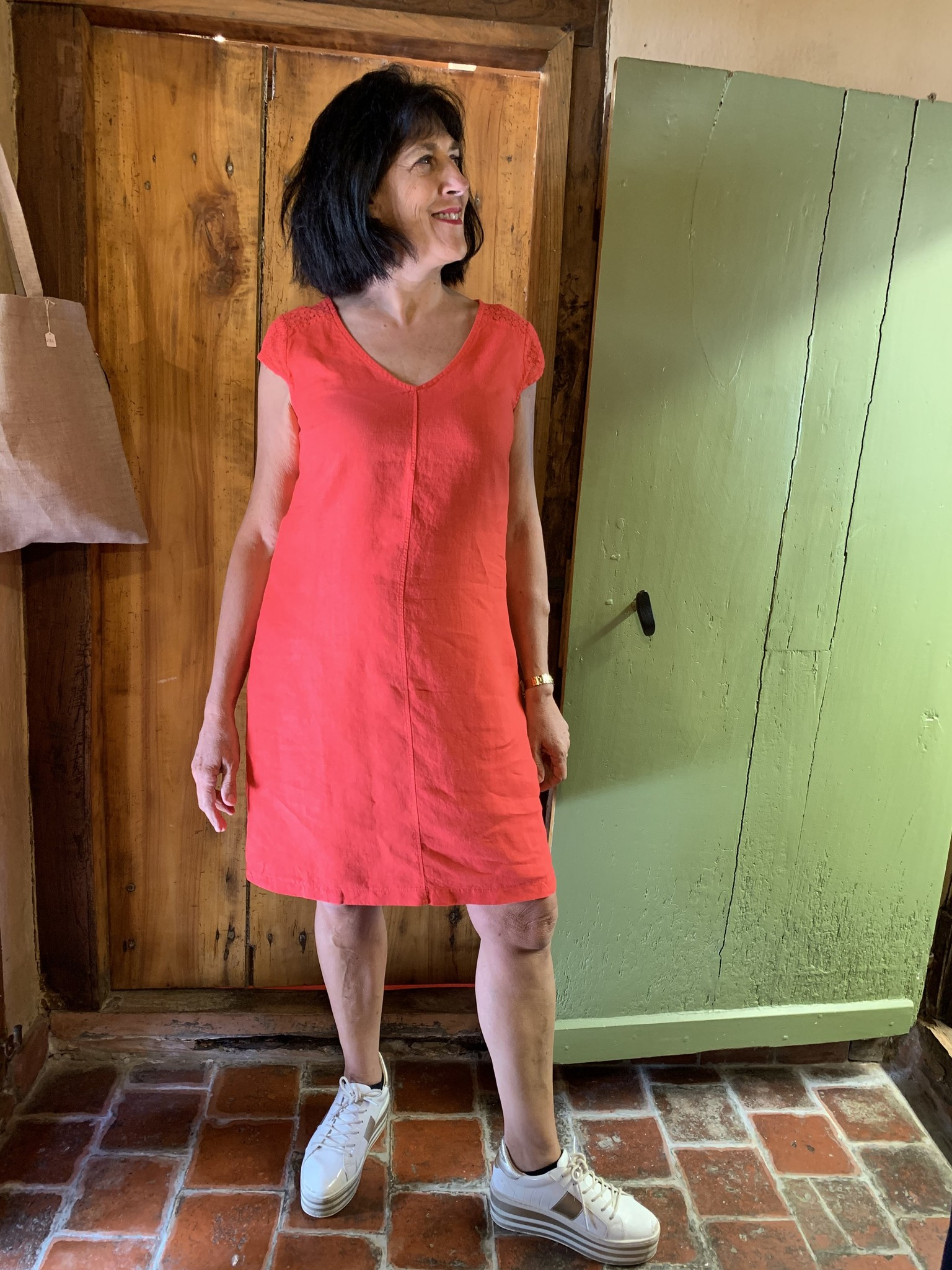 Maloka Poppy Reeva jurk