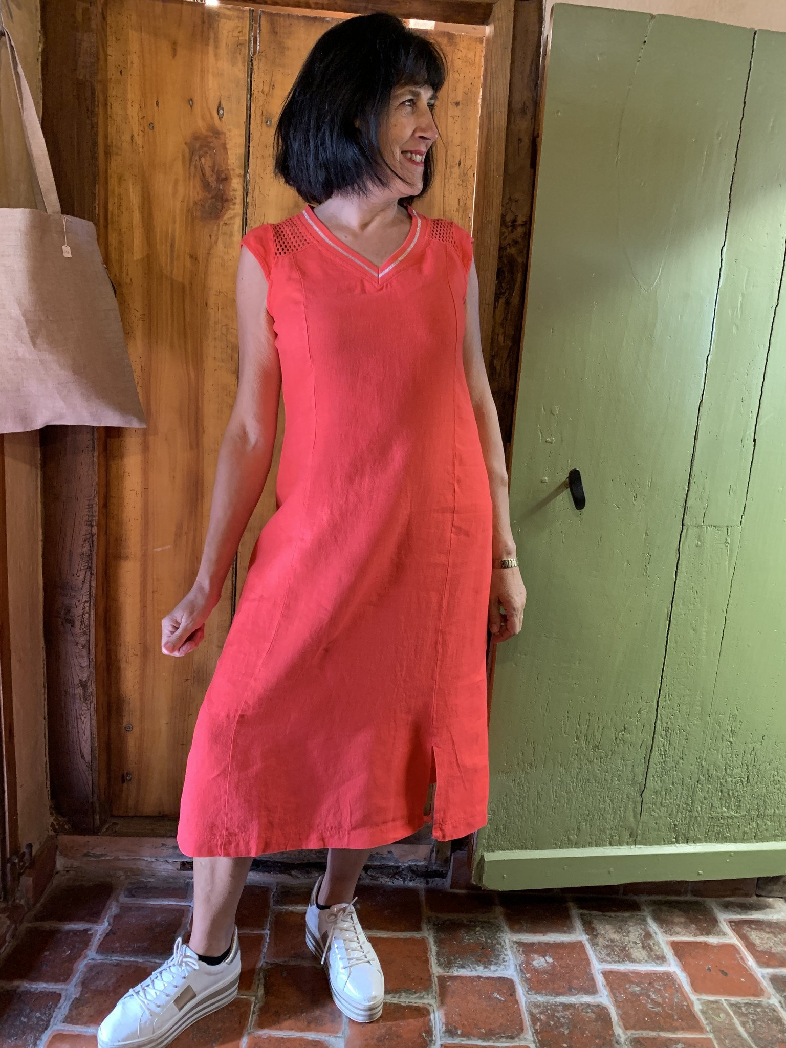 Maloka Poppy ryann dress