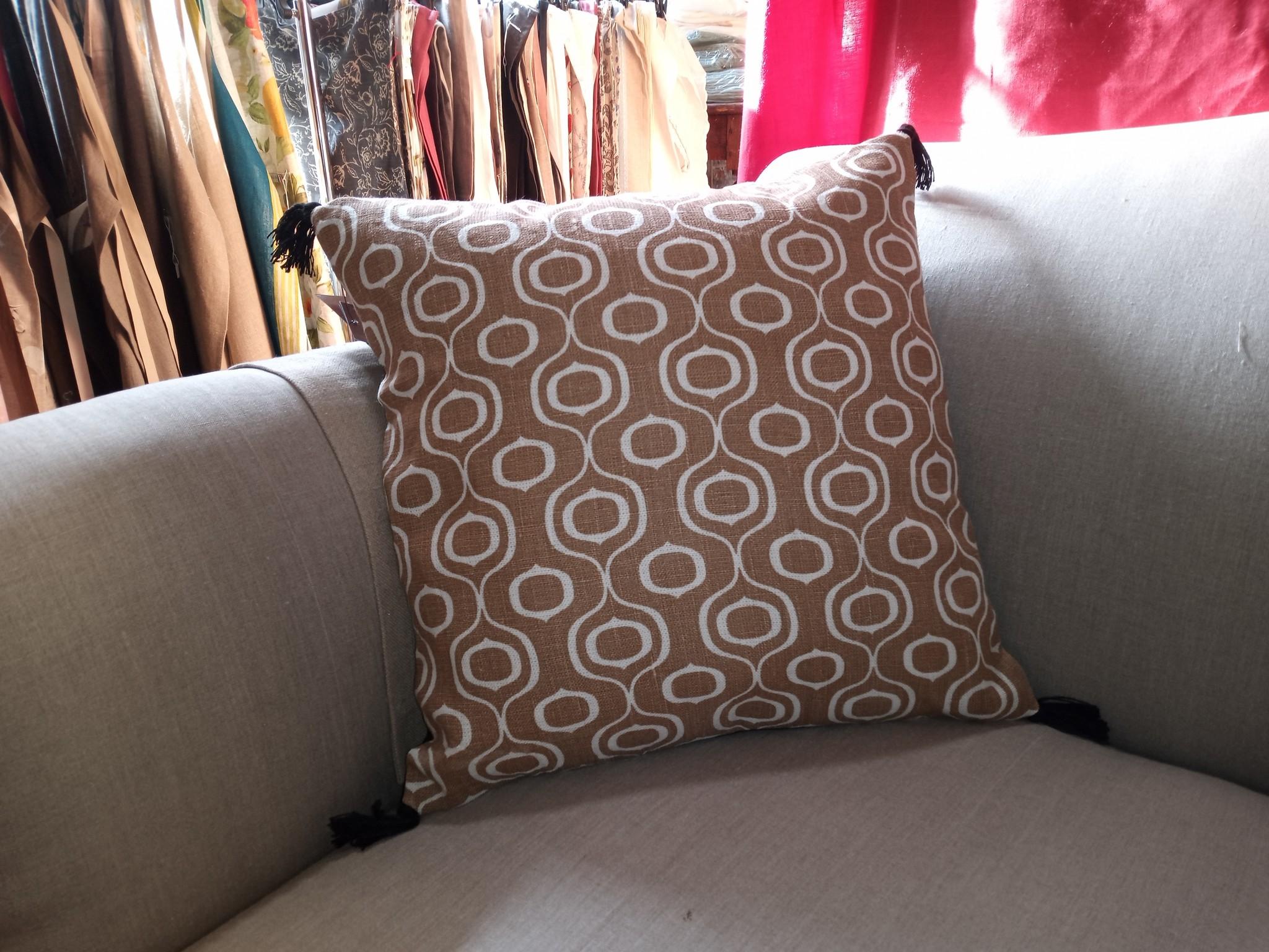 UBUD square cushion