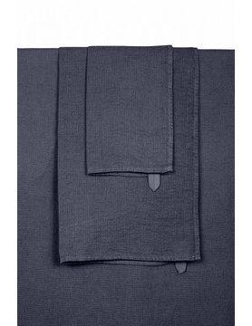 denim coloured bath towel