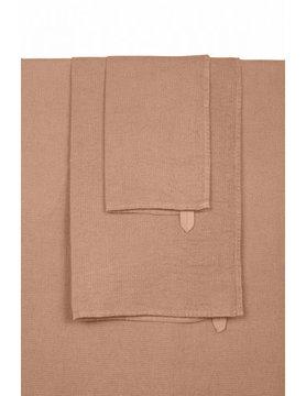 serviette de bain  couleur cimarron