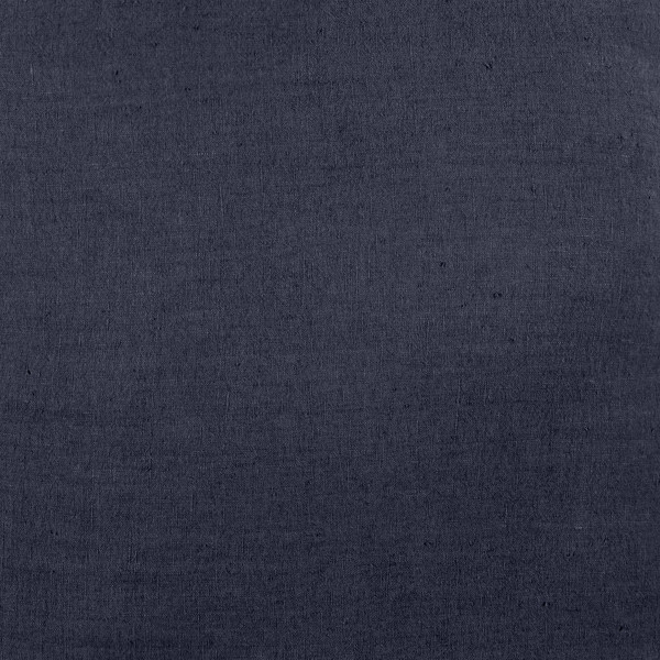 tissu lin stone wash  gris denim