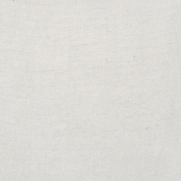 tissu lin stone wash gris béton