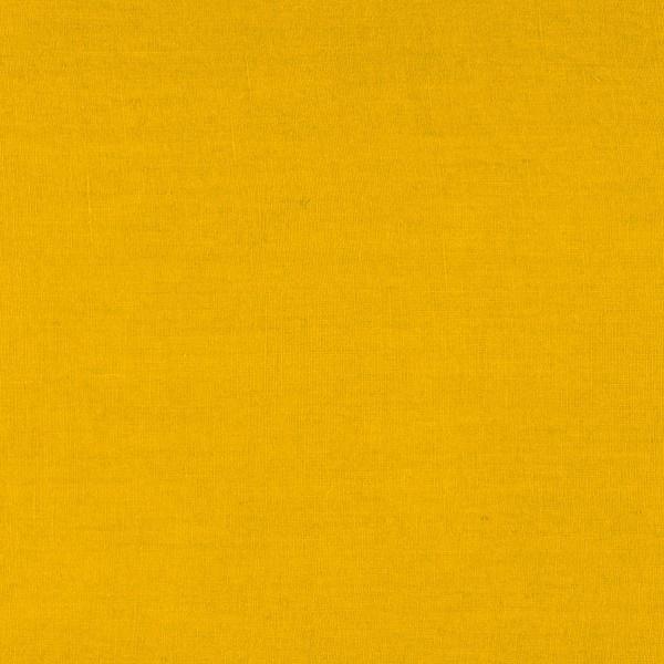 linnen stof stone wash saffraan