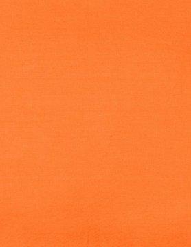 linnen stof stone wash oranje paprika