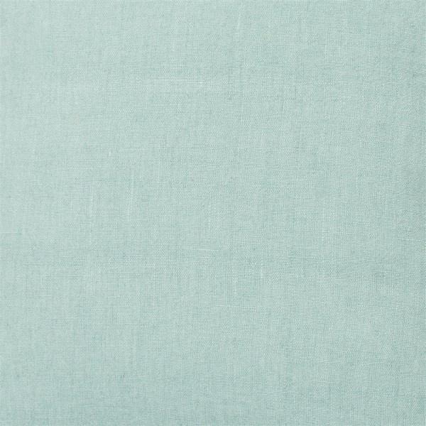 Celadon coated linen fabric