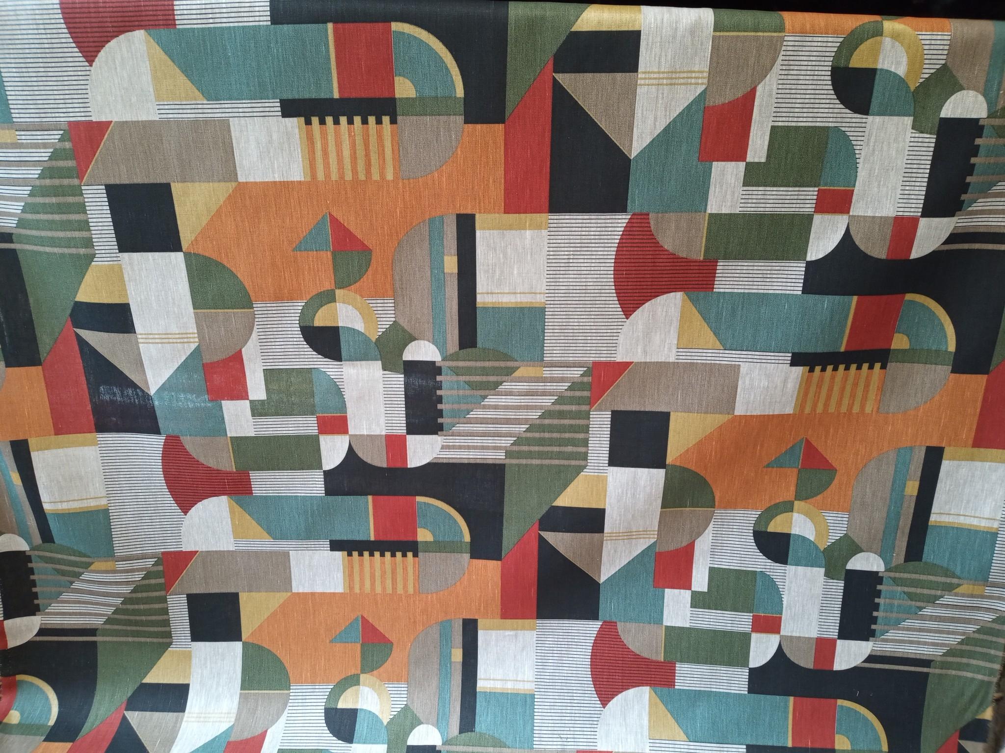 Delaunay fabric