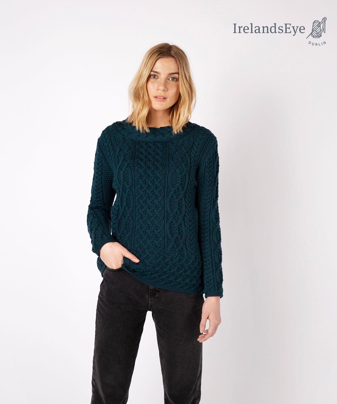 Ierse jumper spindel A899