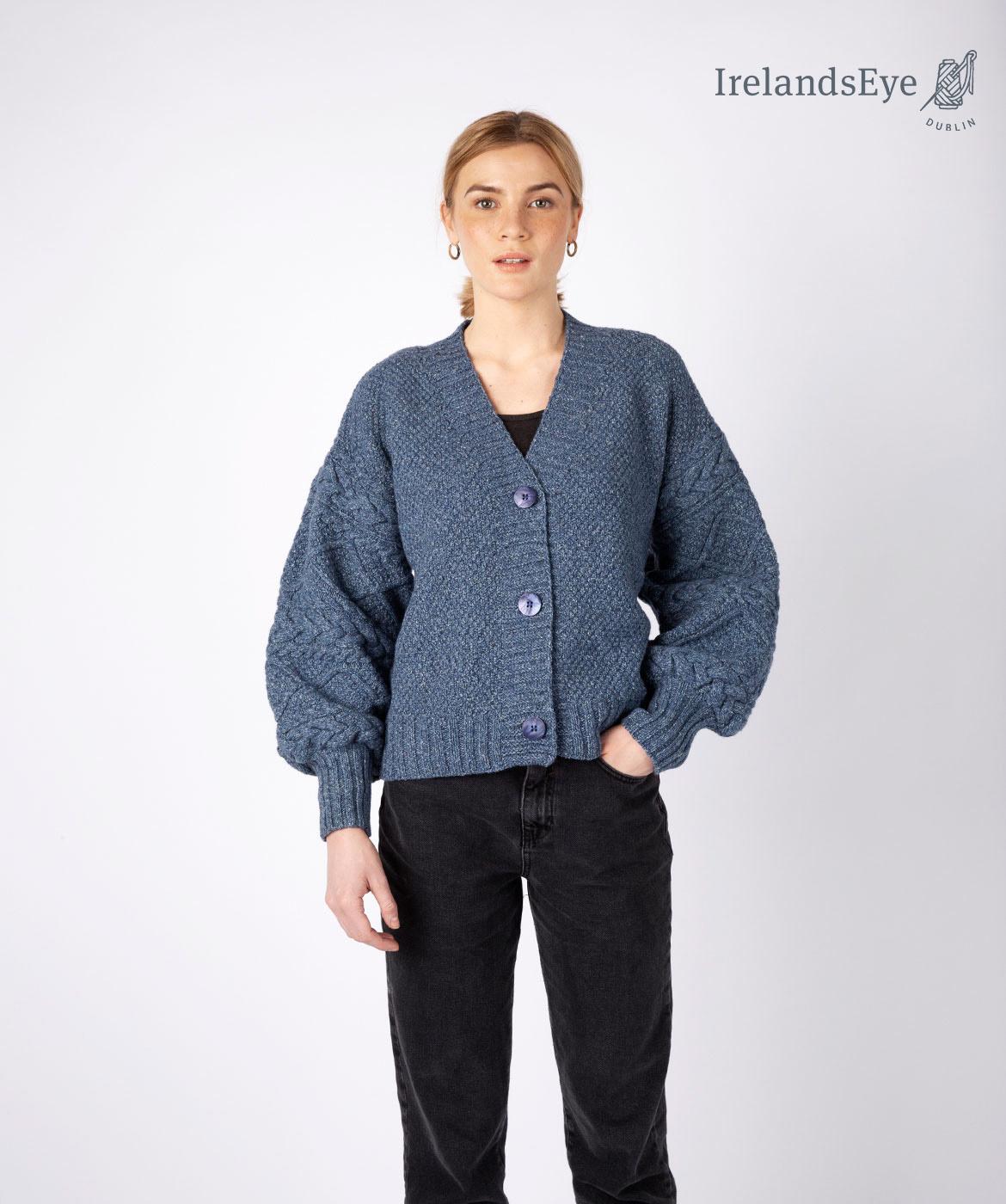 Iers vest distel A914