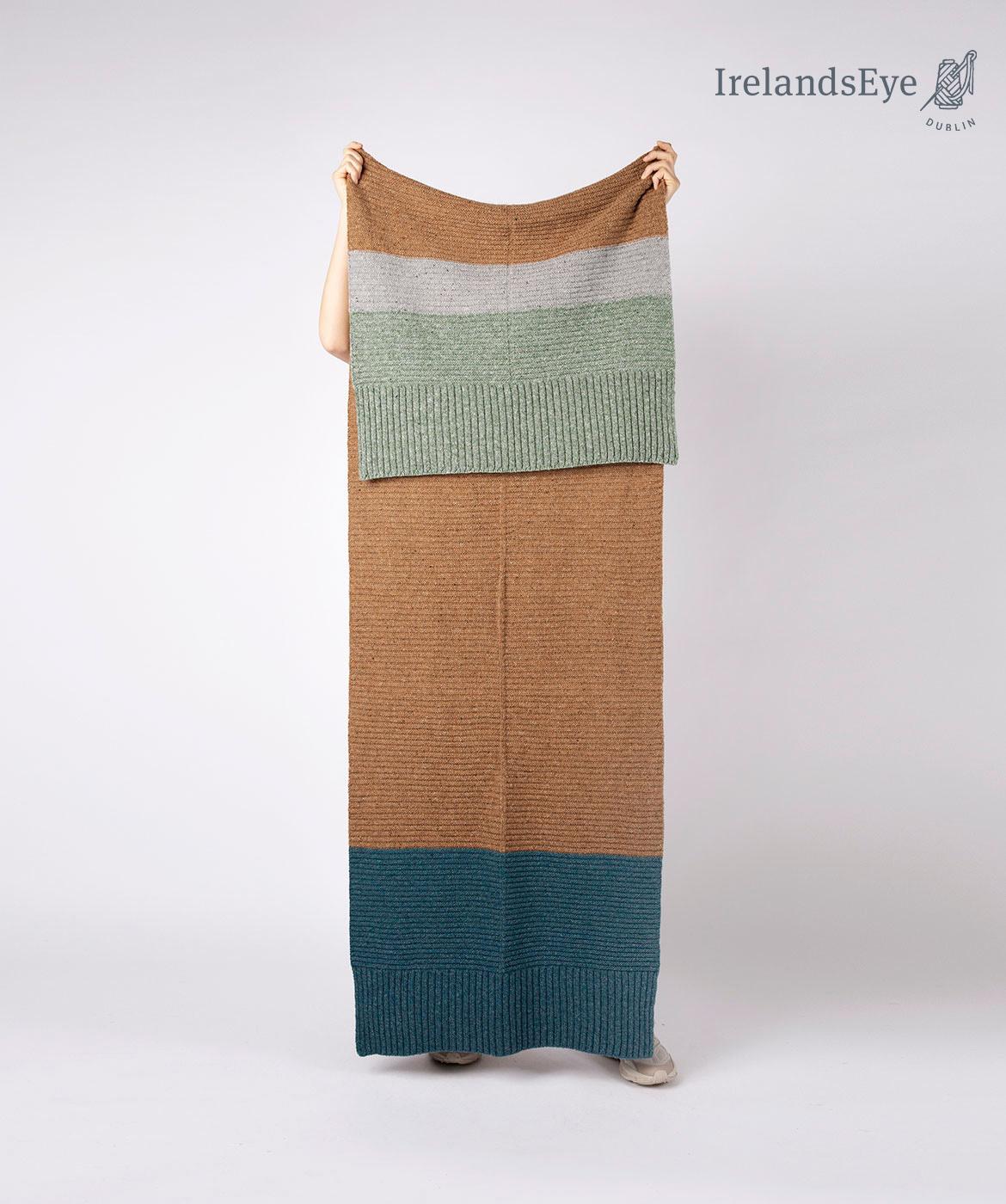 elder wide scarf A919