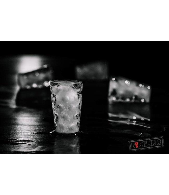 Dubbeglas Eiswürfel / Backform (2 Stück)