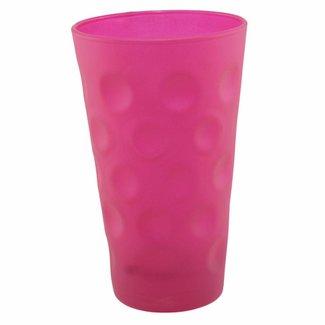 Dubbeglas Pink matt