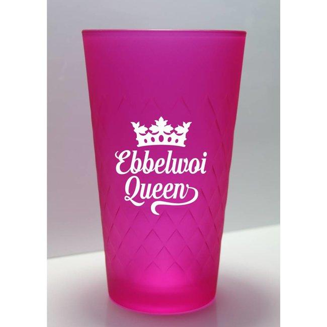 Ebbelwoi Queen neon pink