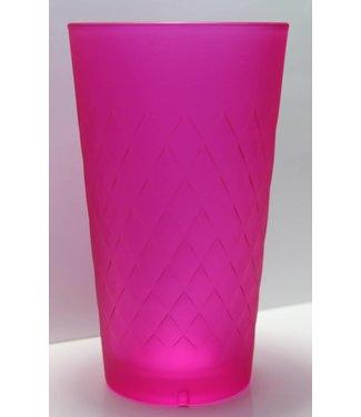 Apfelweinglas Pink