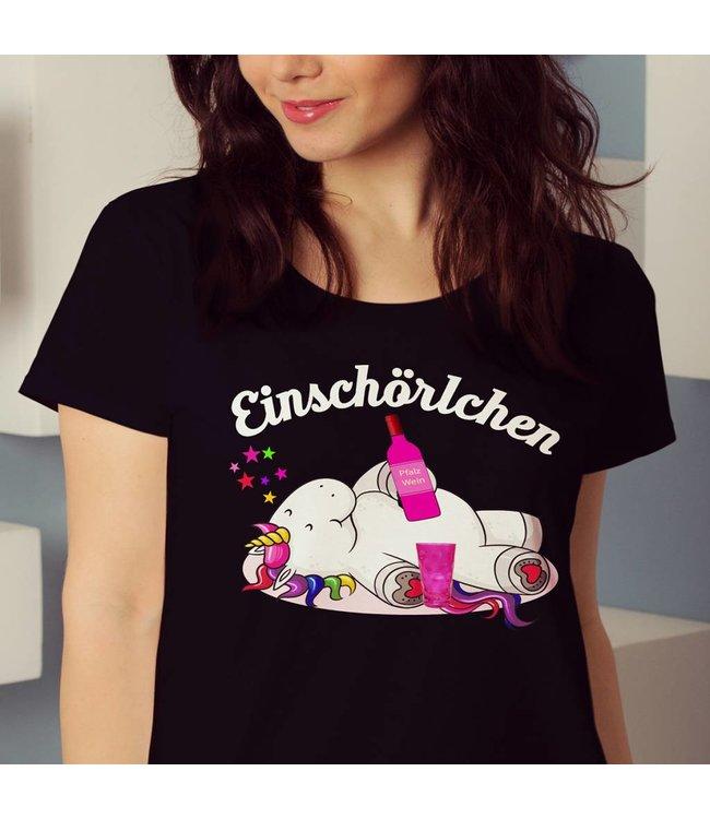 Einschörlchen T-Shirt / Kapuzenpullover