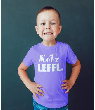 ROTZ LEFFL Kindershirt