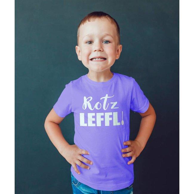 ROTZ LEFFL Kindershirt