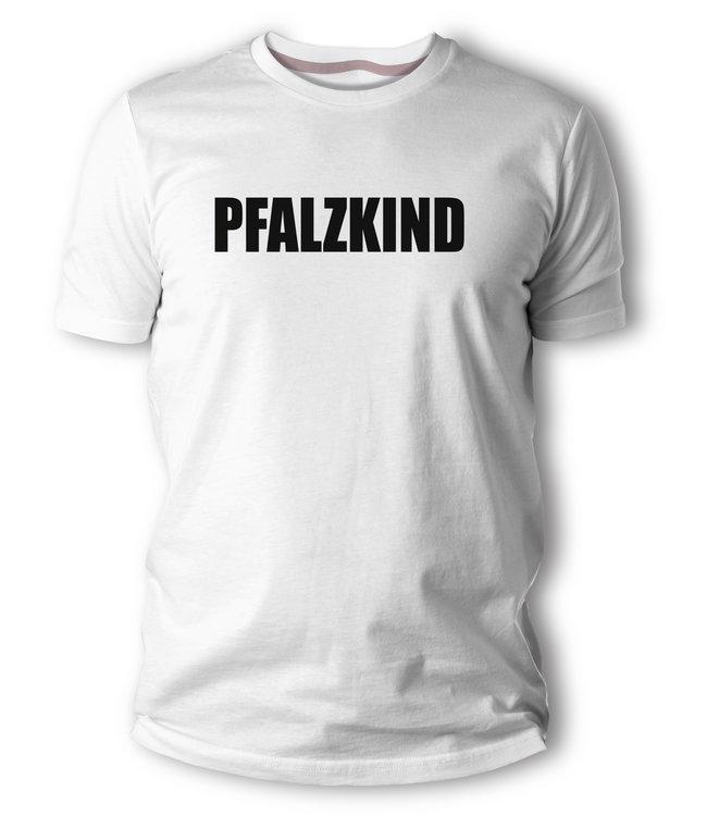 PFALZKIND T-Shirt Herren weiß
