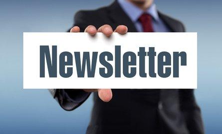 Der neue Newsletter