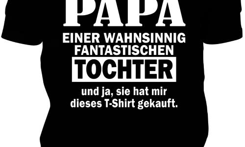 T-Shirts mit Sprüchen (nicht Pfälzisch)